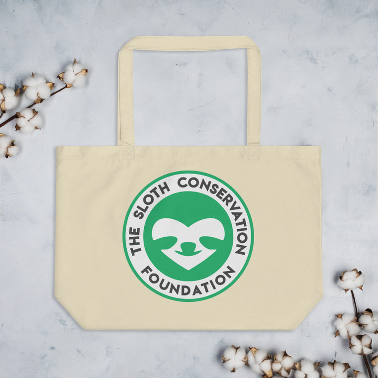 SloCo Large organic tote bag