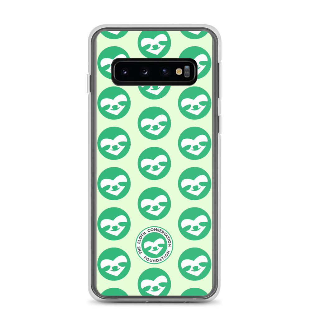Samsung Case SloCo face Pattern