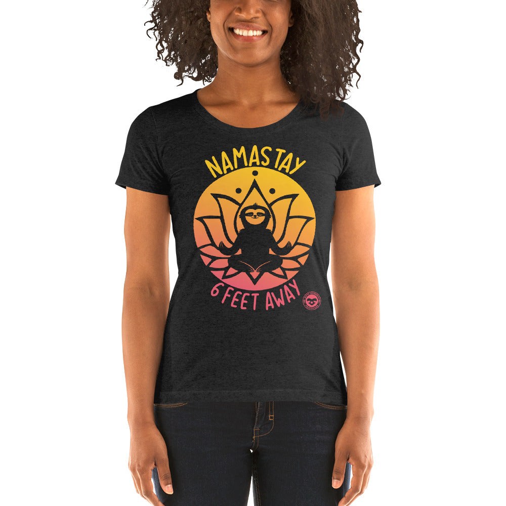 Namastay Ladies' short sleeve t-shirt
