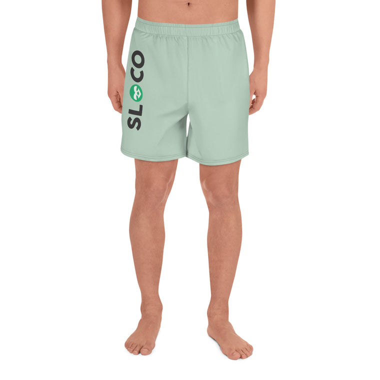 Men's Athletic Long Shorts SloCo