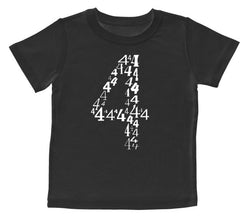 """I'm Four"" Birthday Shirt"
