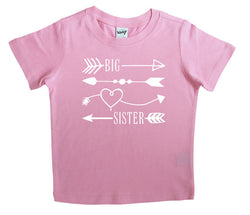 Big Sister Arrows T-shirt