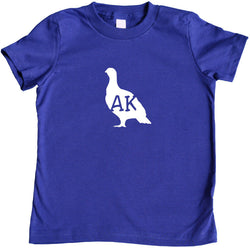 State Your Bird Alaska Toddler T-shirt