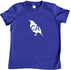 State Your Bird California Toddler T-shirt