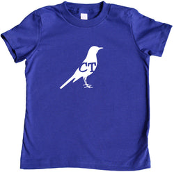 State Your Bird Connecticut Toddler T-shirt