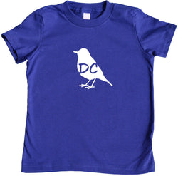 State Your Bird District of Columbia Toddler T-shirt