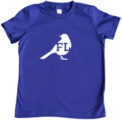 State Your Bird Florida Toddler T-shirt