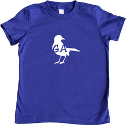 State Your Bird Georgia Toddler T-shirt