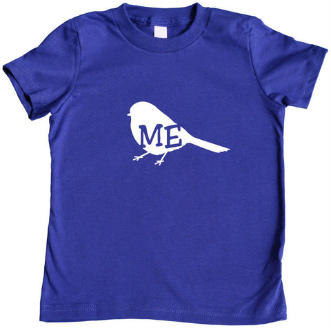 State Your Bird Maine Toddler T-shirt