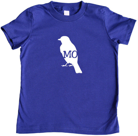 State Your Bird Missouri Toddler T-shirt