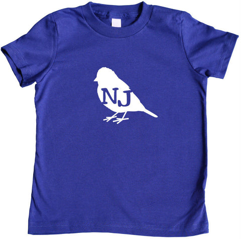 State Your Bird New Jersey Toddler T-shirt