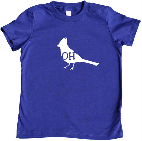 State Your Bird Ohio Toddler T-shirt