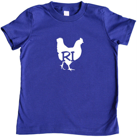 State Your Bird Rhode Island Toddler T-shirt