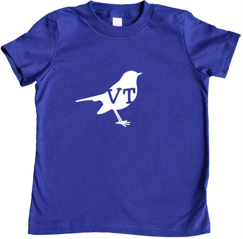 State Your Bird Vermont Toddler T-shirt