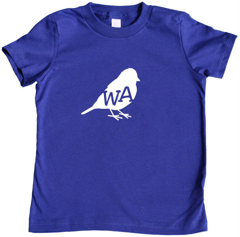 State Your Bird Washington Toddler T-shirt