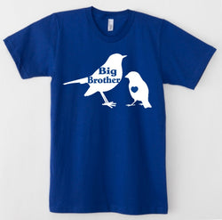 Big Brother Bird Toddler and Child Shirt