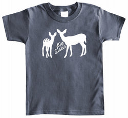 Big Sister Deer T-Shirt