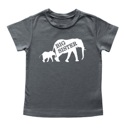 Big Sister Elephant T-Shirt