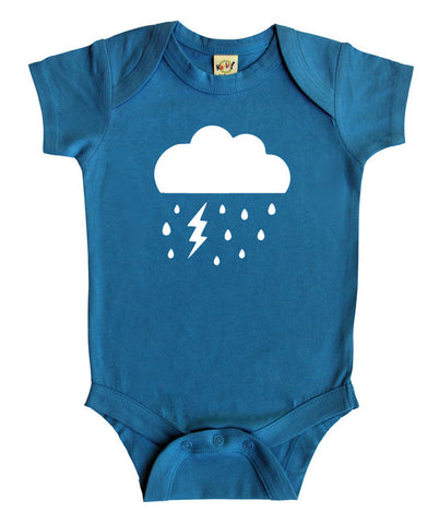Cloudy Day Baby Bodysuit