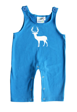 Deer Gender Neutral Baby and Toddler Overalls