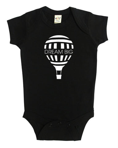 Dream Big Baby Bodysuit