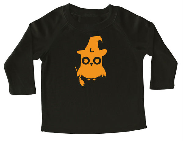 Halloween Owl Long Sleeve T-shirt