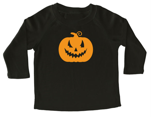 Halloween Pumpkin Long Sleeve T-shirt