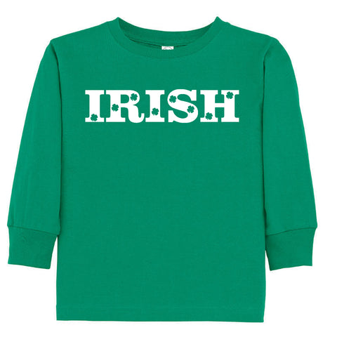 St. Patrick's Day 'Irish' T-shirt for Toddlers & Kids