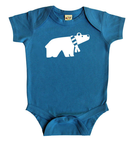 Polar Bear Baby and Toddler Shirt