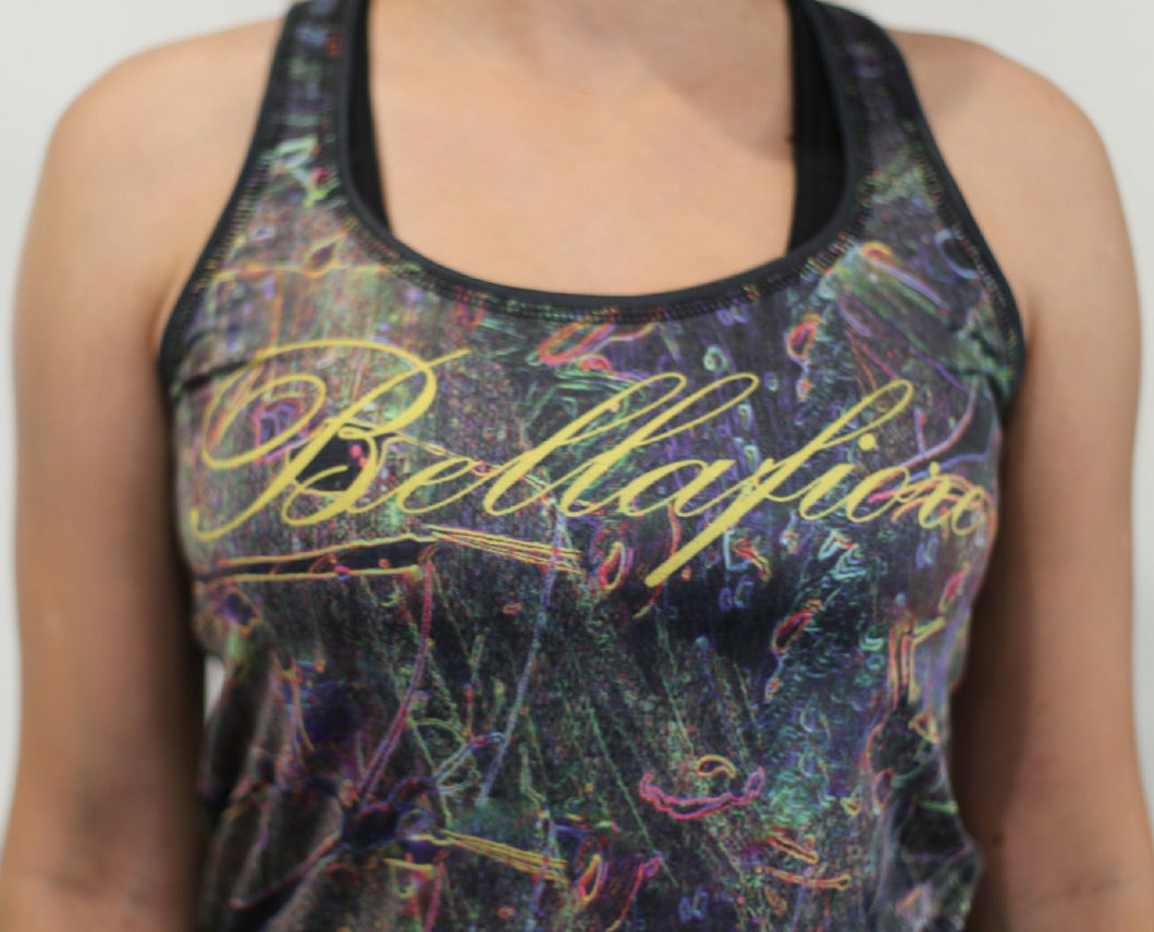 NEON SEA SPLASH FITTED TANK