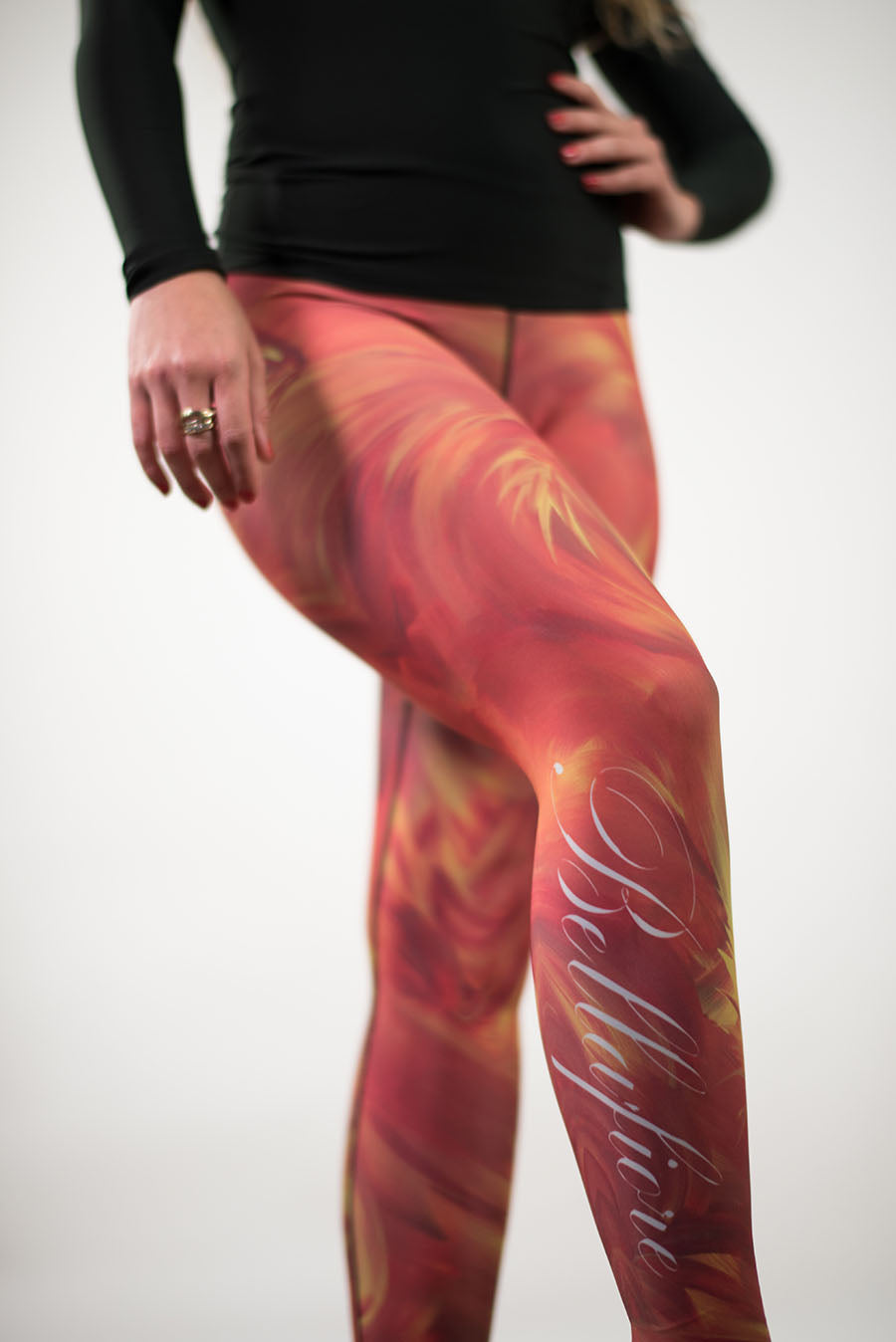 Phoenix 3/4 Leggings