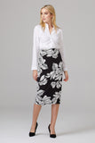Modest Bloom Skirt