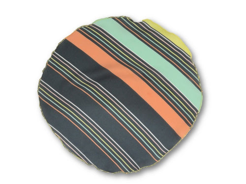 Striped Pocket Round