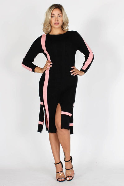 Frenchy Sweater Dress