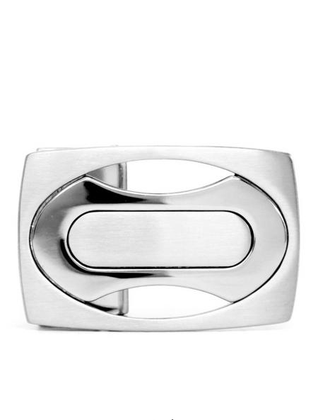 Stainless Steel Removable Belt Buckle