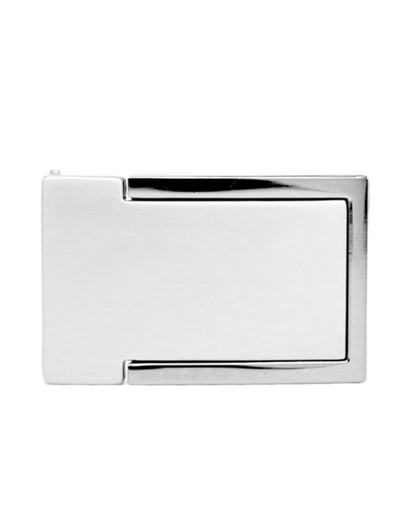 Fast Cars Stainless Steel Removable Belt Buckle