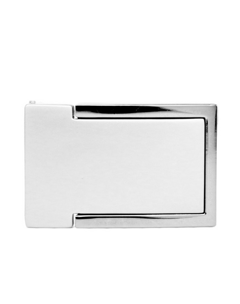 The Minimalist Stainless Steel Removable Belt Buckle