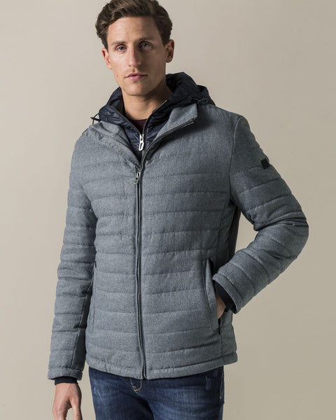 Fog Grey Jacket
