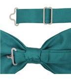 Gia Indigo Satine Adjustable Bowtie