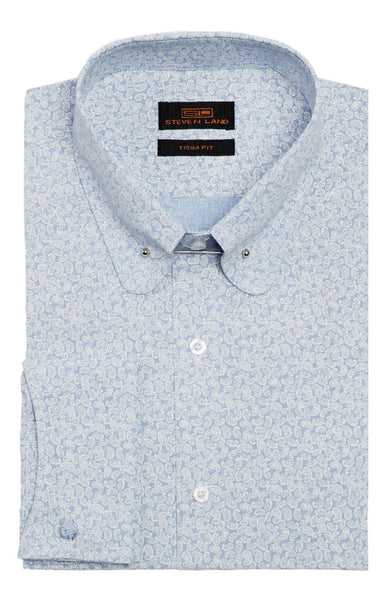 Tiny Paisley Dress Shirt