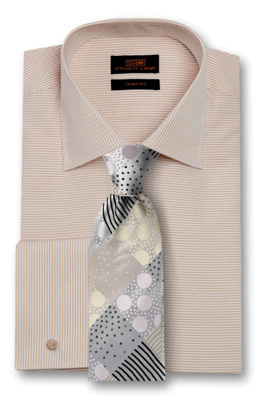 Fine Stripe Dress Shirt