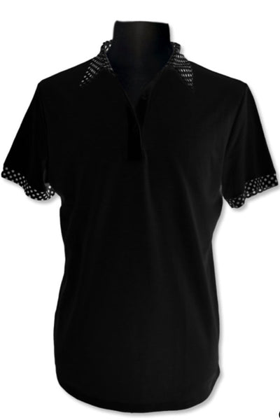 Strike Contrast Polo