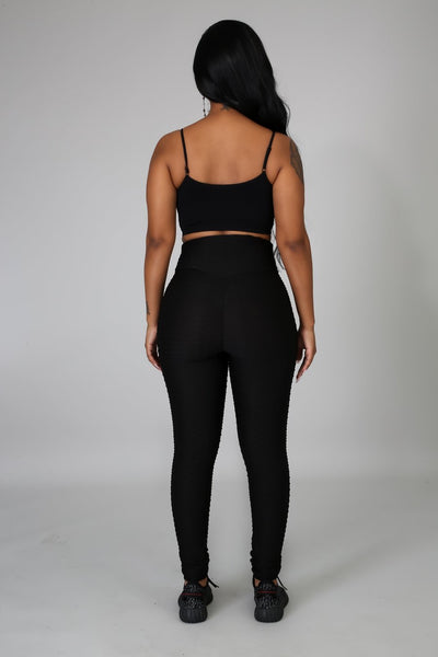 Apple bottom leggings