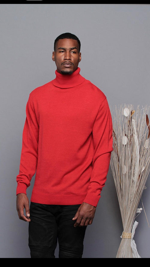 The Calm Turtleneck