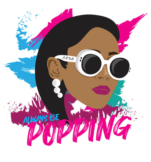 Be Popping Tee