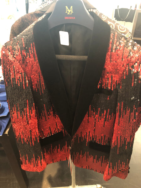 Flash of Velvet Blazer