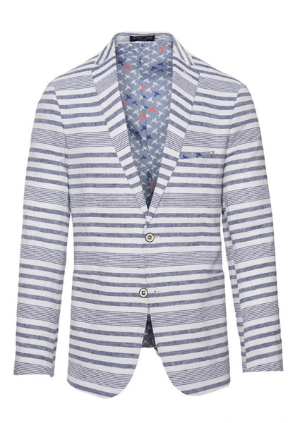 The blues blazer