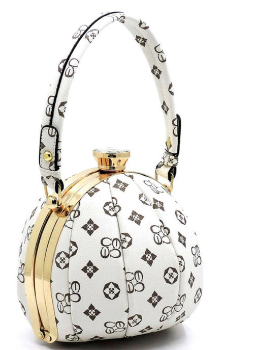 Faux Lillie Ball Bag