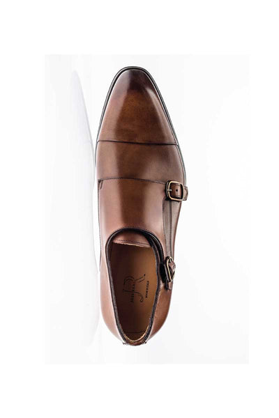 Teatriz Double Monkstrap Loafers Men's Dress Shoe