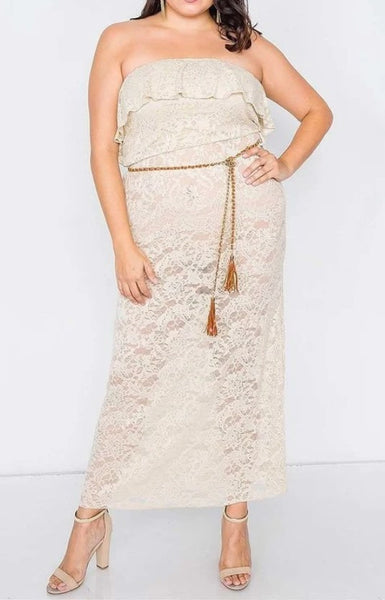 Tube Top Maxi Plus